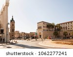Square With The Clock Tower Of...