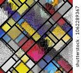 seamless background pattern.... | Shutterstock .eps vector #1062289367