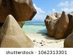 granite rocky beaches on... | Shutterstock . vector #1062313301