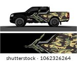 truck graphic. abstract modern... | Shutterstock .eps vector #1062326264