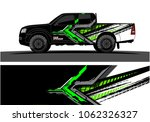truck graphic. abstract modern... | Shutterstock .eps vector #1062326327