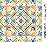 geometric line seamless pattern ... | Shutterstock .eps vector #1062362921