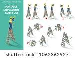 labor risks prevention about... | Shutterstock .eps vector #1062362927