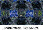 abstract art  fractal  colorful ... | Shutterstock . vector #106239095