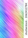 light multicolor  rainbow... | Shutterstock . vector #1062412784