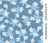 feminine floral seamless... | Shutterstock .eps vector #1062431171