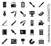 flat vector icon set   spatula...   Shutterstock .eps vector #1062443771