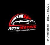 automotive car logo | Shutterstock .eps vector #1062455279