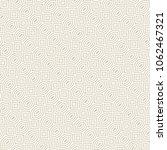 diagonal golden mesh seamless... | Shutterstock .eps vector #1062467321