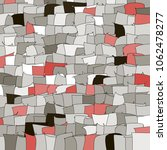 mosaic vector background.... | Shutterstock .eps vector #1062478277