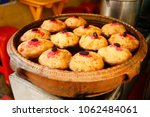 torrejas  are a traditional... | Shutterstock . vector #1062484061