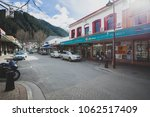 queenstown new zealand   sep 6... | Shutterstock . vector #1062517409