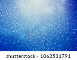 abstract technology geometric... | Shutterstock . vector #1062531791