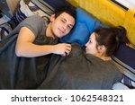 romantic couple. beautiful...   Shutterstock . vector #1062548321