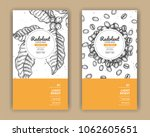 sketch drawing art for coffee... | Shutterstock .eps vector #1062605651