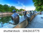 berlin  germany   june 15  2017 ... | Shutterstock . vector #1062613775