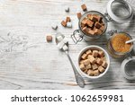 composition with various kinds... | Shutterstock . vector #1062659981