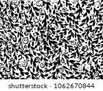brush stroke pattern.... | Shutterstock .eps vector #1062670844