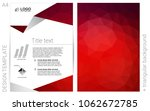 dark red vector  banner for...