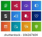 file sharing icon series in...