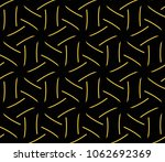 modern geometric seamless...   Shutterstock .eps vector #1062692369