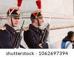paris  france   march 23  2015  ... | Shutterstock . vector #1062697394
