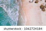 squeaky beach wilson prom... | Shutterstock . vector #1062724184