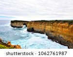 port campbell national park is... | Shutterstock . vector #1062761987