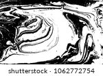 black and white liquid texture. ... | Shutterstock .eps vector #1062772754