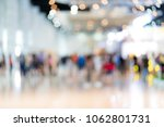blur image background of people ... | Shutterstock . vector #1062801731