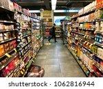 london   april 5  2018 ... | Shutterstock . vector #1062816944