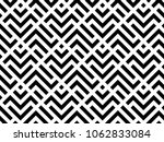 abstract geometric pattern with ... | Shutterstock . vector #1062833084