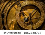 Replica of a medieval astrolabe ...