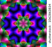psychedelic background. bright... | Shutterstock . vector #1062863834