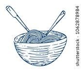 doodle sketchy illustration ... | Shutterstock .eps vector #1062878984