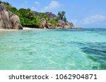 granite rocky beaches on... | Shutterstock . vector #1062904871