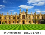 University In Cambridge With A...