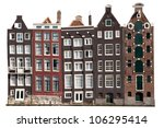 Amsterdam Canal Houses  ...
