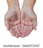 close up shot of an olders... | Shutterstock . vector #1062971537