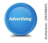 advertising isolated on glassy... | Shutterstock .eps vector #1062988691