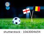 england   belgium  group g ... | Shutterstock . vector #1063004654