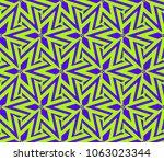 modern stylish texture.... | Shutterstock .eps vector #1063023344