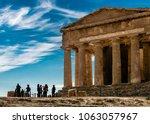Agrigento   Italy   December 30 ...