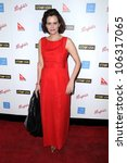 ione skye  at the g'day usa... | Shutterstock . vector #106317065