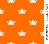 Royal Crown Pattern Repeat...