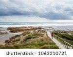 arthur river  west coast ... | Shutterstock . vector #1063210721