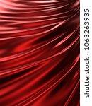 smooth elegant silk or satin.... | Shutterstock . vector #1063263935