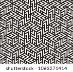 vector seamless pattern. modern ... | Shutterstock .eps vector #1063271414