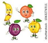 cartoon illustration of a... | Shutterstock .eps vector #1063276511