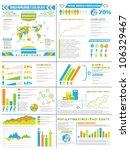infographic demographics ...   Shutterstock .eps vector #106329467
